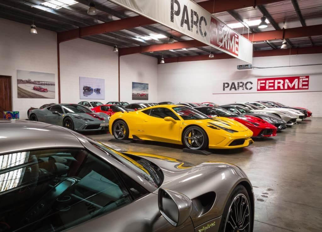 Inclusive Auto Storage Dubai